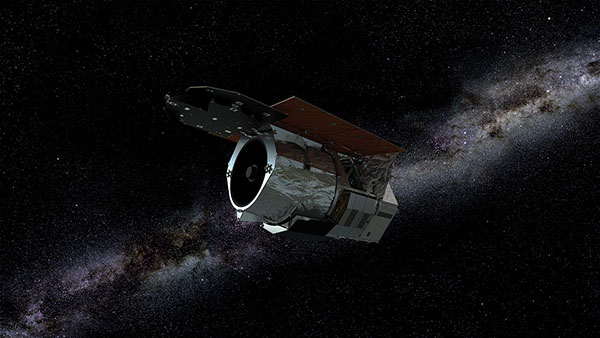 New Space Telescope Will Help to Unravel the Fate of the Universe