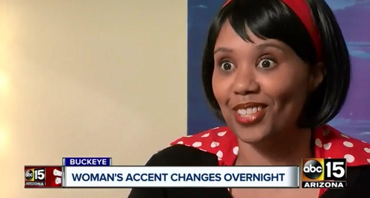 Arizona Woman Wakes up Speaking with a British Accent