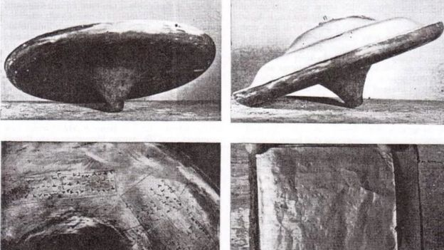 Yorkshire Moor 'UFO' Fragments Rediscovered in Museum Archive