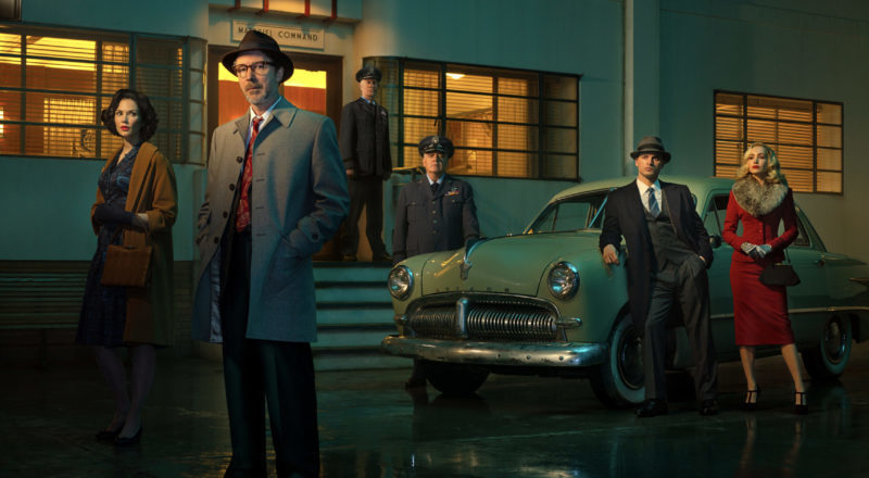 'Project Blue Book' TV Series Launches This Week
