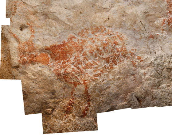 Earliest Animal Cave Paintings Found, Dating Back 40,000 Years