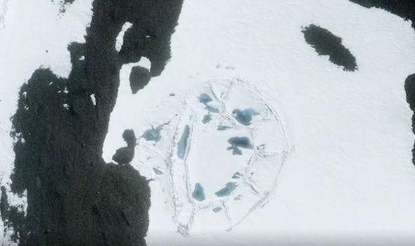 Satellite Images Reveal 'Dome Structure' Hidden in Antarctica