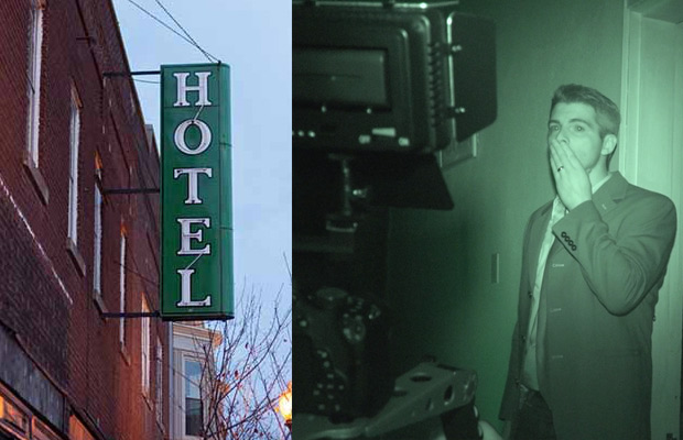 'Haunted' Hotel Off Limits to Investigators After Ghostly Attacks