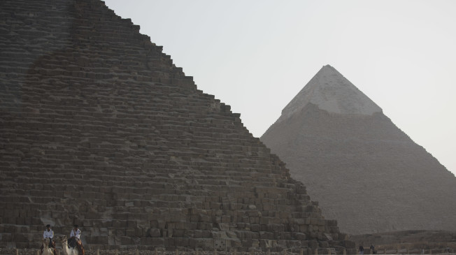 Scientists to Scan Beneath Egypt's Ancient Pyramids