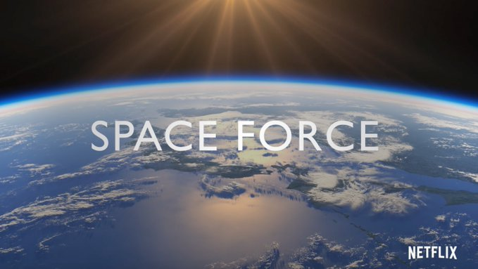 Netflix to Launch 'Space Force' TV Series Starring Steve Carell