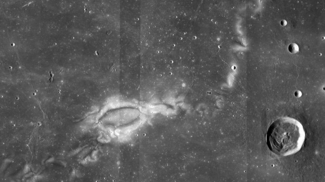 Mystery of Swirls on Moon May Finally Have an Answer