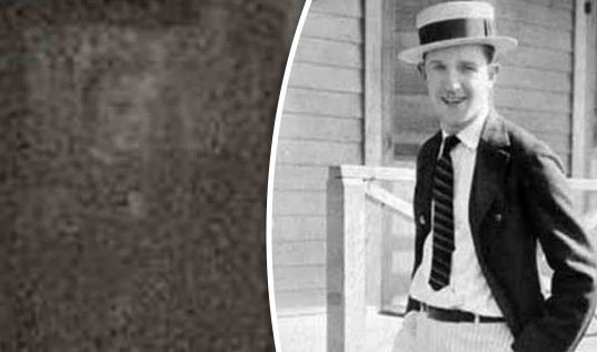 Investigator Spooked in Cinema by 'Ghost of Stan Laurel'