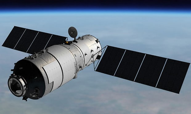Chinese Space Station to 'Crash' into Earth, No-one Knows Where