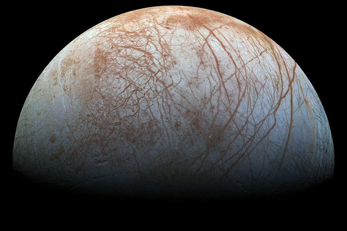'Almost a Certainty' That Life Exists on Europa, Claims Professor