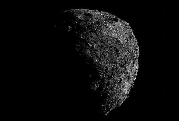 NASA Baffled by Mysterious Ejections on Asteroid Bennu