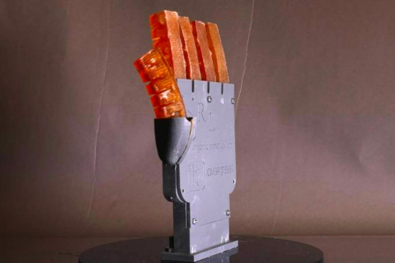 Scientists Develop Robot Hand That 'Sweats'