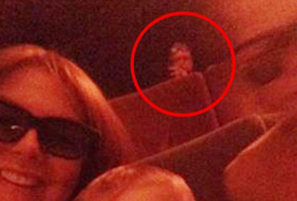 Mum Claims 'Ghost' Photobombed Family on Trip to Cinema