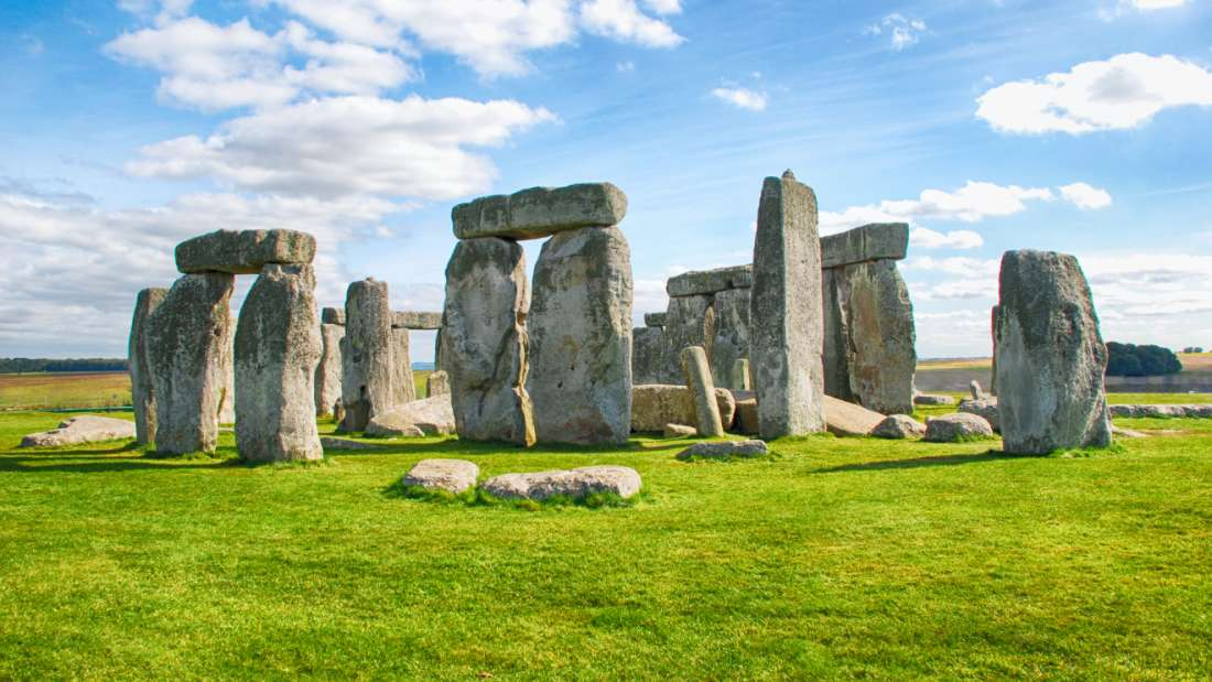 Evidence For Britain's 'First City' Discovered Near Stonehenge