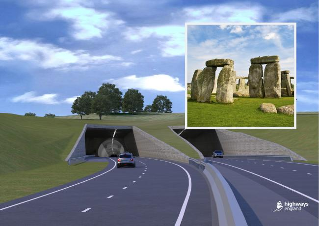 Controversial Stonehenge Tunnel Scheme 'Scrapped'