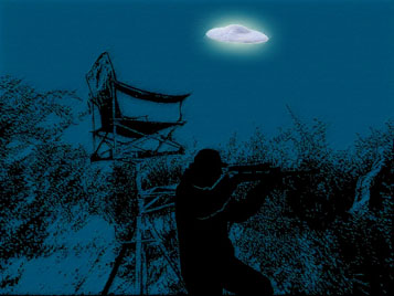 Argentinian Hunter Claims He Shot an Extraterrestrial