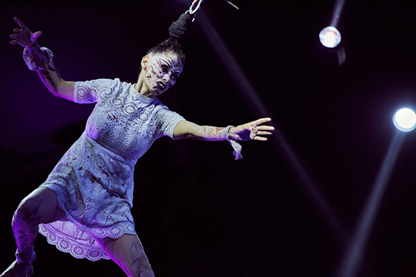 'Paranormal Cirque' Features Possession, Vampires and Levitation