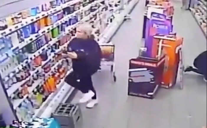 'Ghost' Moves Crate at Supposedly Haunted Scottish Supermarket