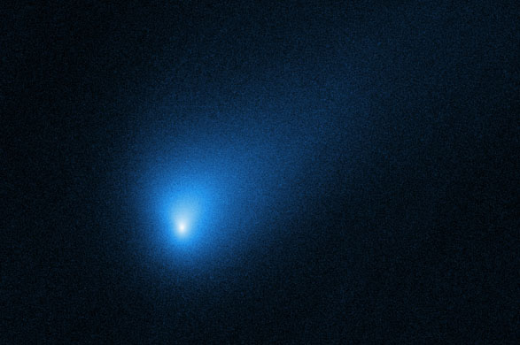 Second-Ever Interstellar Comet Contains 'Alien' Water