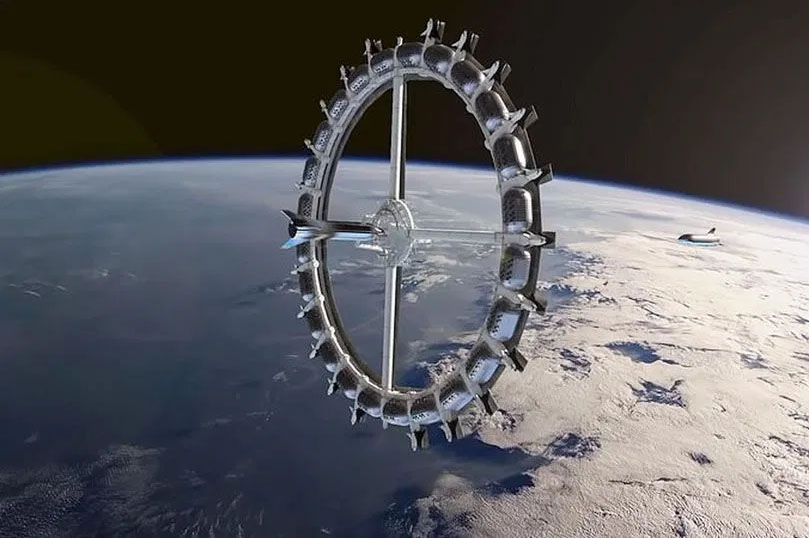 Designs Revealed for 'World's First Space Hotel'