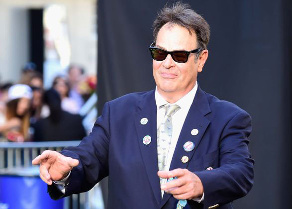 Dan Aykroyd to Narrate  Travel Channel's 'Hotel Paranormal'
