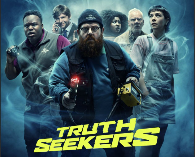 'Truth Seekers' Comedy Drama Series to Launch on 30th October