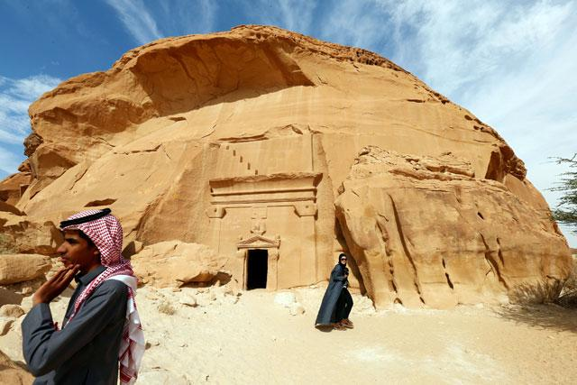 Saudi Arabia Promotes Tourism at Ancient Site 'Haunted by Jinn'