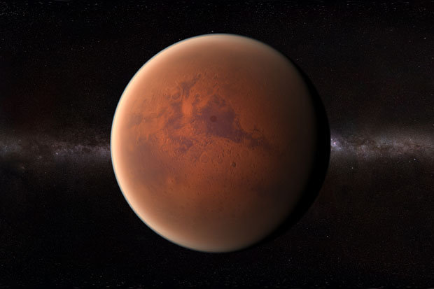 Life on Mars? NASA Confirms Oxygen Found on Red Planet