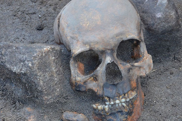 'Vampire' Burials Have Been Uncovered in Poland