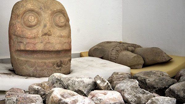 Grisly 'Flayed God' Temple Discovered in Mexico