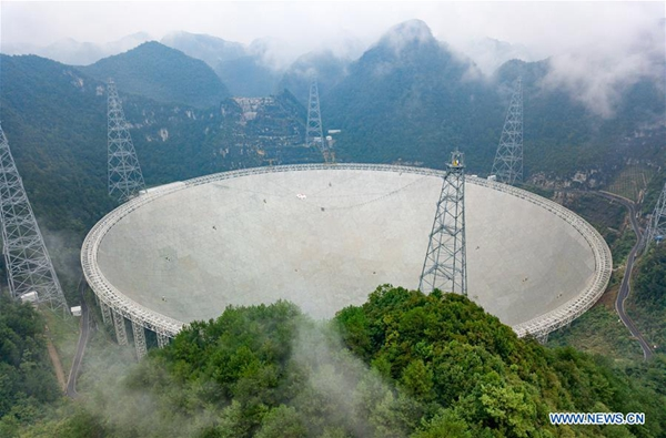 China's FAST Telescope Will Search for ET Life in September
